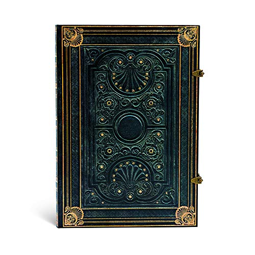 - Paperblanks Nocturnelle Grande Lined Journal (240 Pages, 8.25 x 11.75 Inches)