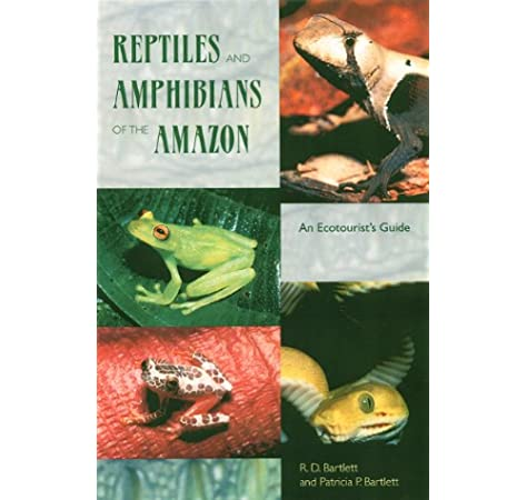Reptiles and Amphibians of the Amazon: An Ecotourists Guide: Amazon.es: Bartlett, Richard D., Bartlett, Patricia: Libros en idiomas extranjeros