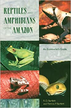 Book Reptiles and Amphibians of the Amazon: An Ecotourist's Guide