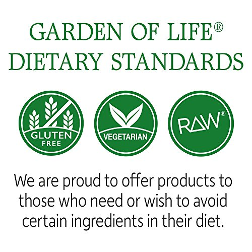 Garden of Life Raw Calcium Supplement - Vitamin Code Grow Bone System Whole Food Vitamin with Strontium, Vegetarian by Garden of Life (Image #4)