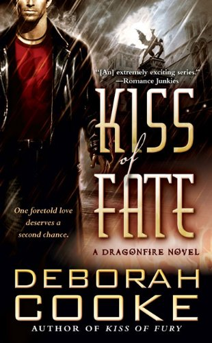 Kiss of Fate (Dragonfire, Book 3) PDF