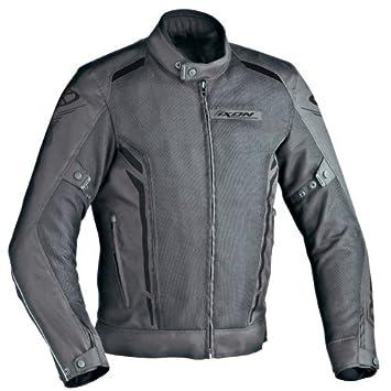 IXON-Chaqueta para hombre tejido portátil, color negro: Amazon.es: Coche y moto