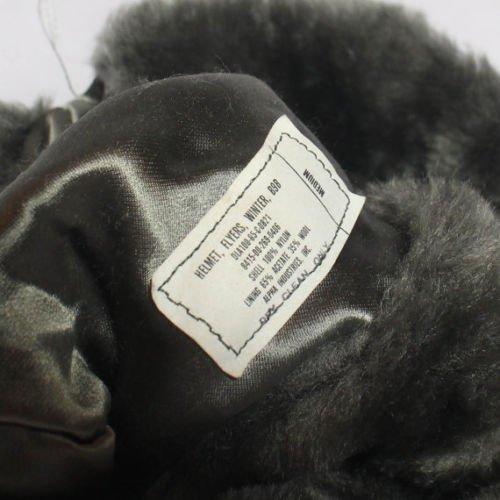 6fa7460b427 Amazon.com  US Military Flyers Insulated ACU Gray B-9B B9B Helmet Liner Cap  Hat Head Cover  Clothing