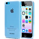 iPhone 5c Case, i-Blason SoftGel Flexible TPU Case AT&T Verizon Sprint T-Mobile and All Carriers for Apple iPhone 5C (Frost Clear)