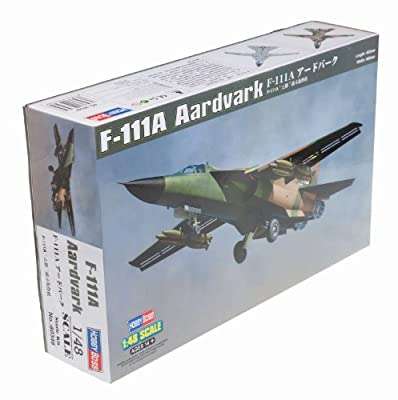 Hobby Boss F-111A Aardvark Airplane Model Building Kit