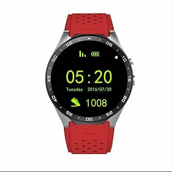 Bracelet Sport Activité Montre Connectée Avec GPS WIFI Bracelet Connecté Fitness Tracker dActivité Montre