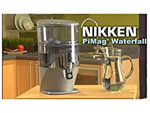 Amazon Com Nikken Pimag Waterfall Water System
