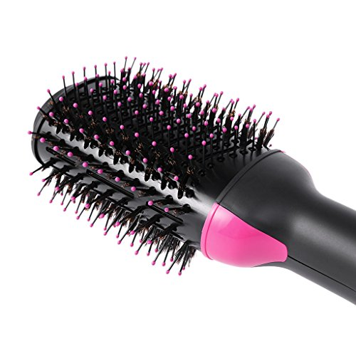 CUTEQ Professional Hair Infrared Dryer Salon One Step Straightener Volumizer Styler for Women Girls (EU) by CUTEQ (Image #4)