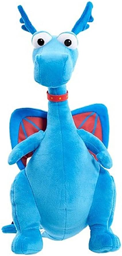 Doc McStuffins Dragon Plush Interactive Talking Singing Stuffed Animal Stuffy