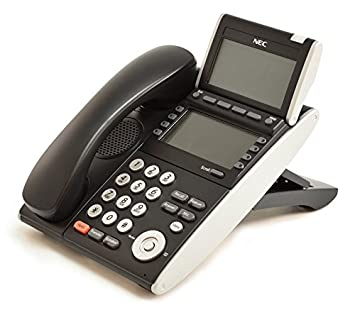 nec dt300 series dtl 8ld 1 bk office phone amazon ca electronics rh amazon ca NEC Telephone Features Manual NEC Phones DT300 Series User Manual