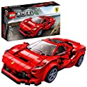 275-Pieces LEGO Ferrari F8 Tributo Cars Building Kit