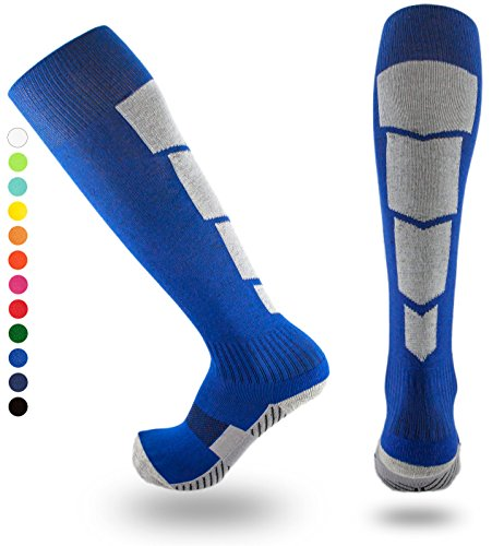Elite Athletic Socks – Over The Calf – (More Colors Available) – DiZiSports Store