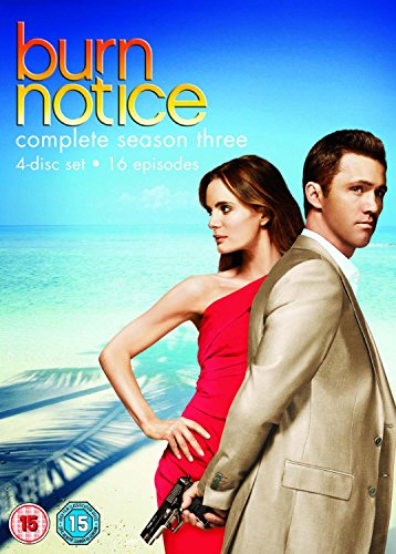 Burn Notice Season 3 [Import anglais] -  DVD, Jeffrey Donovan, Jeffrey Donovan