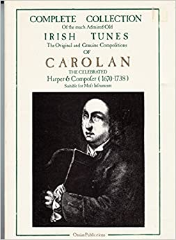 Book The Complete Works of O'Carolan