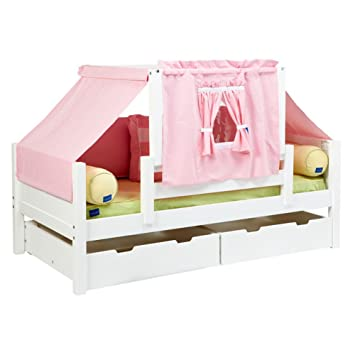 Yo Panel Girl Tent Daybed  sc 1 st  Amazon.com & Amazon.com: Yo Panel Girl Tent Daybed: Kitchen u0026 Dining