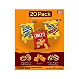 Gourmet Food : Keebler, Cookies and Crackers, Variety Pack, 21.2 oz (20 Count)