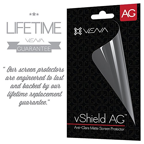 HTC One M9+ Screen Protector - VENA vShield [Anti-Glare Matte] Anti-Scratch Shield with Lifetime Replacement Warranty for HTC One M9+ (3 Pack) Photo #4