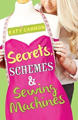 book cover of Secrets, Schemes and Sewing Machines