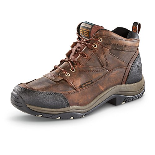 Ariat Men's Terrain H2O Hiking Boot Copper