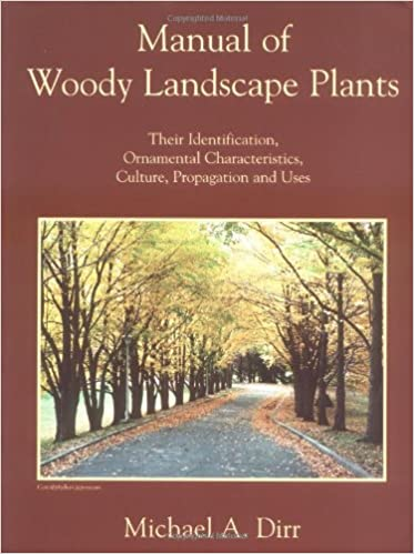 Download Manual of Woody Landscape Plants: Their Identification, Ornamental Characteristics, Culture, Propagation and Uses PDF, azw (Kindle), ePub, doc, mobi