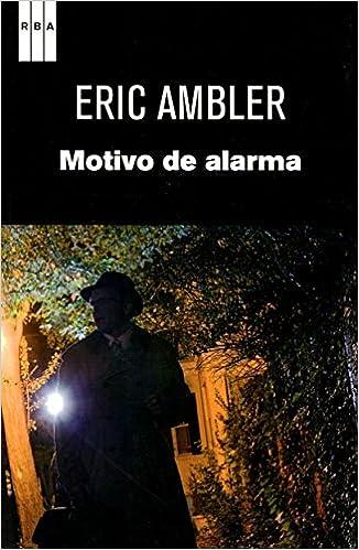Descargar libros ipad Motivo de alarma (SERIE NEGRA) in Spanish PDF RTF