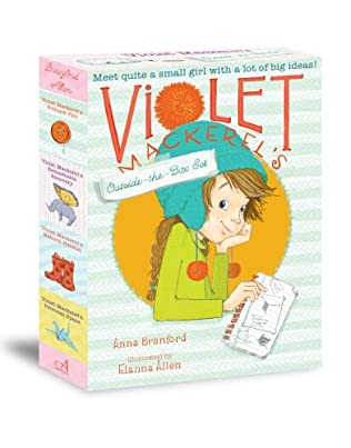 book cover of Violet Mackerel\'s Outside-the-box Set