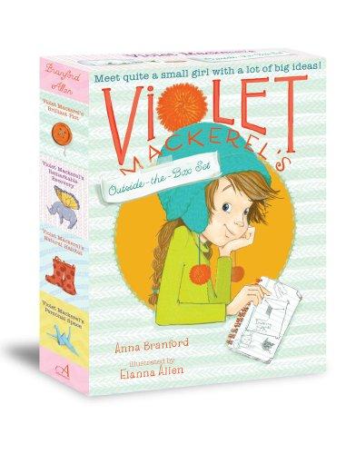 Animal Violet (Violet Mackerel's Outside-the-Box Set: Violet Mackerel's Brilliant Plot, Violet Mackerel's Remarkable Recovery, Violet Mackerel's Natural Habitat, Violet Mackerel's Personal Space)