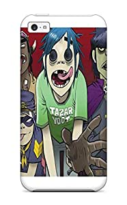Hot Tpye Gorillaz Case Cover For Iphone 5c