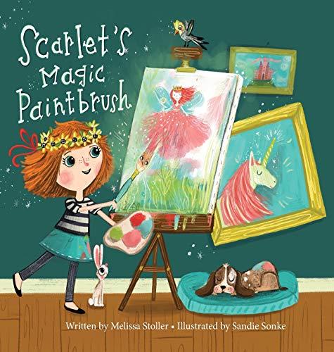 Scarlet's Magic Paintbrush ()