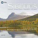 Classical Music : Sibelius: Complete Symphonies, Tapiola, Karelia suite, Finlandia, The Bard