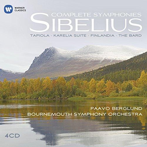 : Sibelius: Complete Symphonies, Tapiola, Karelia suite, Finlandia, The Bard