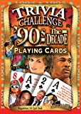 Flickback Media, Inc. 1990's Decade Trivia Playing Cards: 20th,21st or 25th Birthday