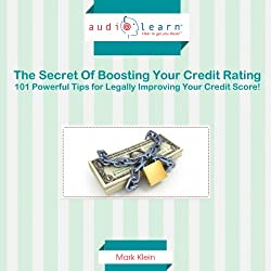 Fix Your Credit AudioLearn