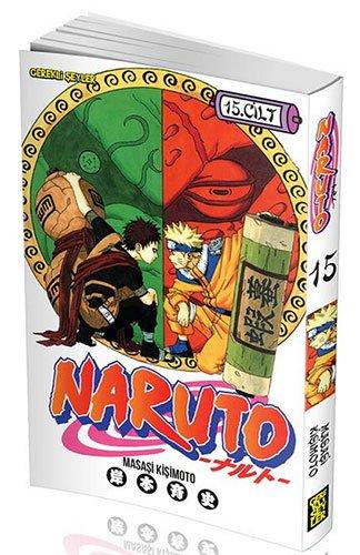 Naruto-naruto'nun Ninja Teknigi Defteri 15 pdf epub