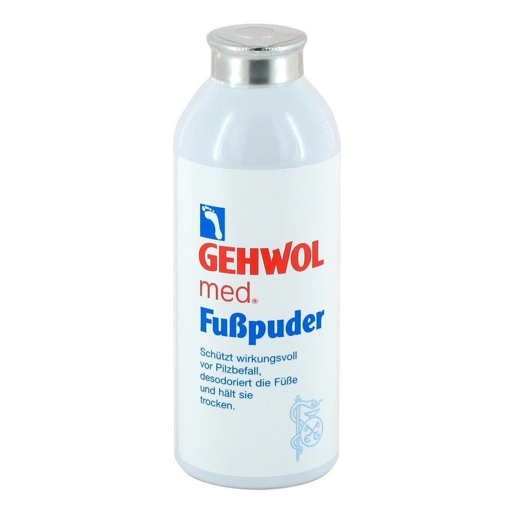GEHWOL med Polvere del piede, 100 g Eduard Gerlach GmbH 104090600