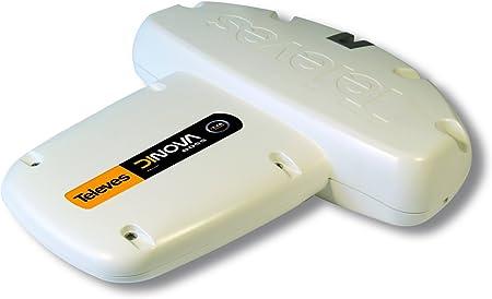 Televes Dinova Boss - Antena de recepción de la TDT y de recepción de LTE/4G, Color Blanco