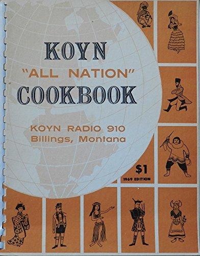 KOYN All Nation Cookbook (KOYN Radio 910, Billings, - Montana Stores Billings