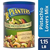 Sporting Goods : Planters Pistachio Lovers Mix, Salted, 18.5 Ounce Canister