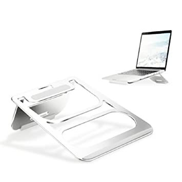 CGBOOM Plegable de Laptop Stand Aluminio Soporte para Tablet portátil Stand de refrigeración Soporte diseñado para Pro Laptop/Notebook/Macbook Air/Macbook ...