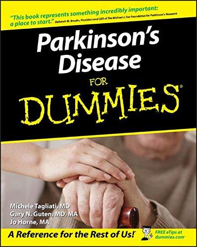 Parkinsons Disease Dummies Michele Tagliati product image