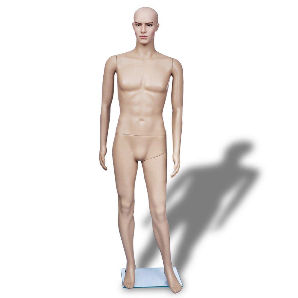 Festnight Full-body Mannequin Child Bodyform Dummy Stand A for Show-window Dressmaker Shop