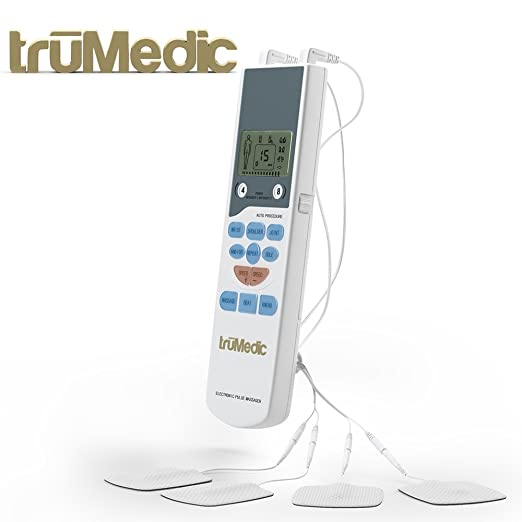 truMedic TENS Unit Electronic Pulse Massager Review