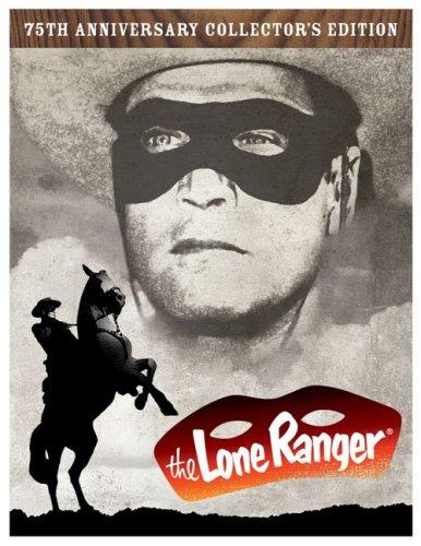 Lone Ranger - 75th Anniv Coll