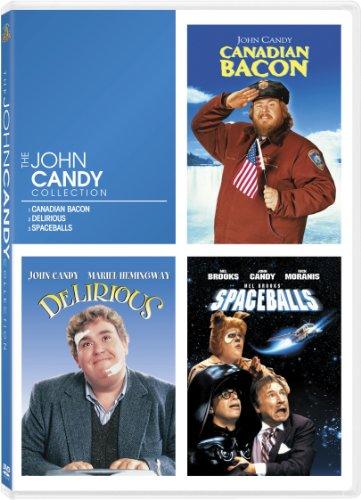 The John Candy Collection (Delirious / Spaceballs / Canadian Bacon)