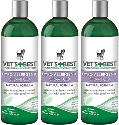 Vets Best Hypo Allergenic Shampoo Sensitive product image