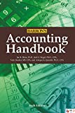 img - for Accounting Handbook (Barron's Accounting Handbook) book / textbook / text book