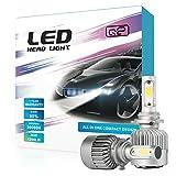 honda civic 2000 hid headlights - HID-Warehouse S2 72W 8,000LM - 9005 LED Headlight Conversion Kit - 6500K COB LED - 2017 Model