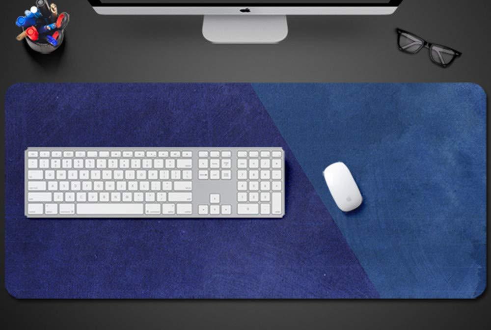L'Ufficio di un tappetino per il Mouse, Tappetino Gaming PC , UN Computer da Tavolo pad, La scrivania di pad, Grande Zerbino,Impermeabile.IL reticolo (800 x 300 x3 mm / 31.5 x 11.8 x 0.12 inch, 1) CAIYI NINGBO