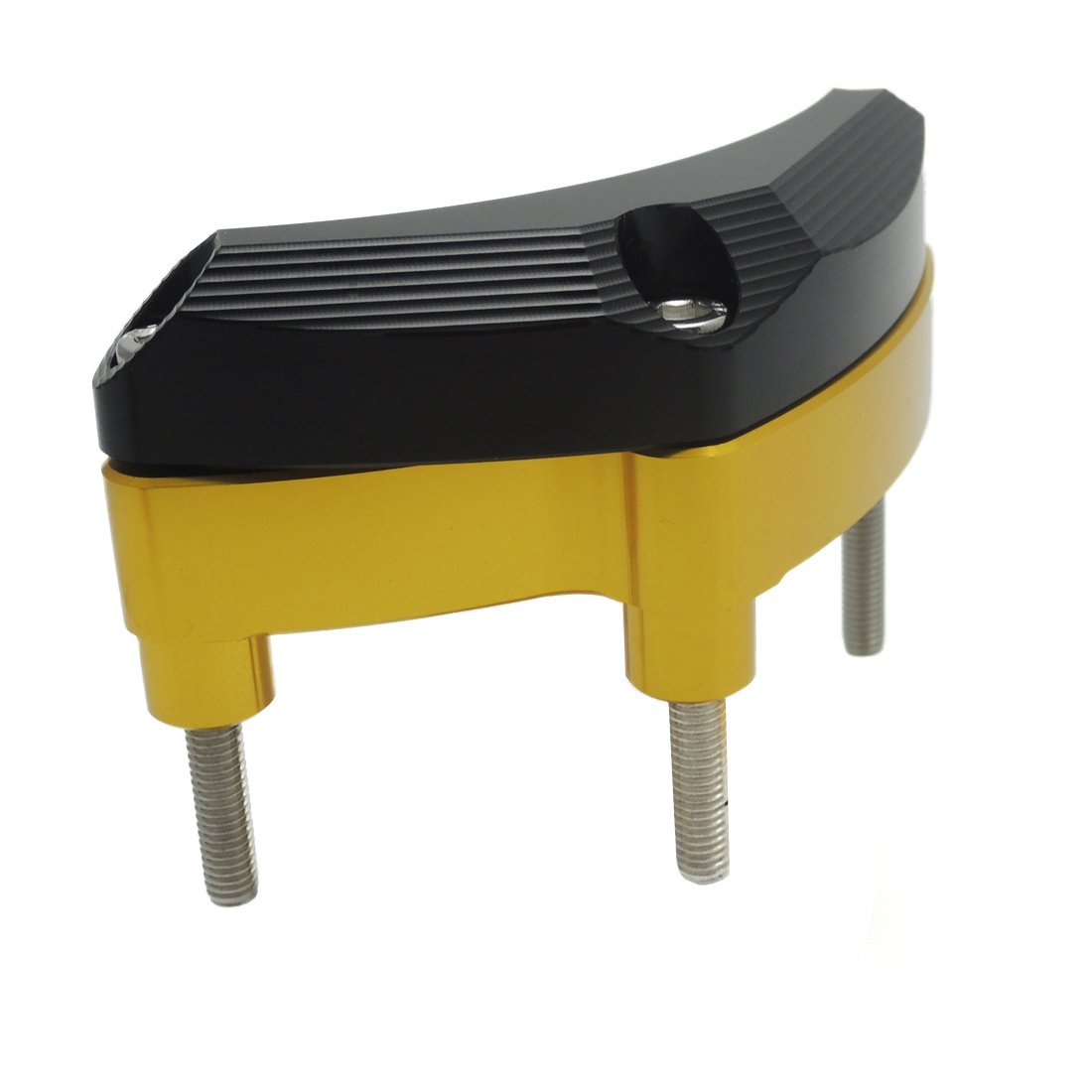 MT-09/TRACER 2015-2016 Kit protecci/ón de motor MT-09 para Yamaha MT 09/2014-2015 XSR900 2016 titanio