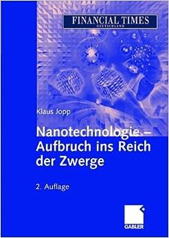 Book Nanotechnologie - Aufbruch ins Reich der Zwerge